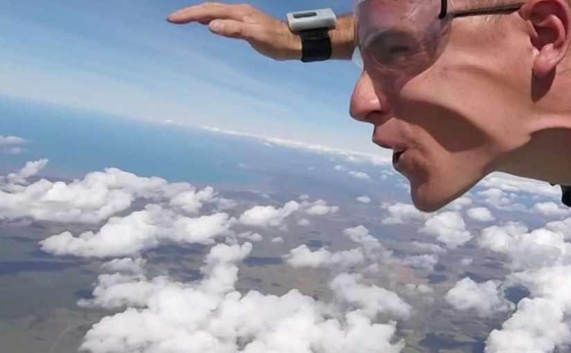 Full Length SkydiveVideo