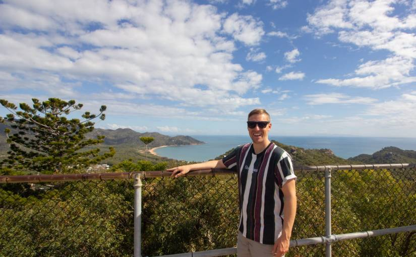 Quick Stop at MagneticIsland